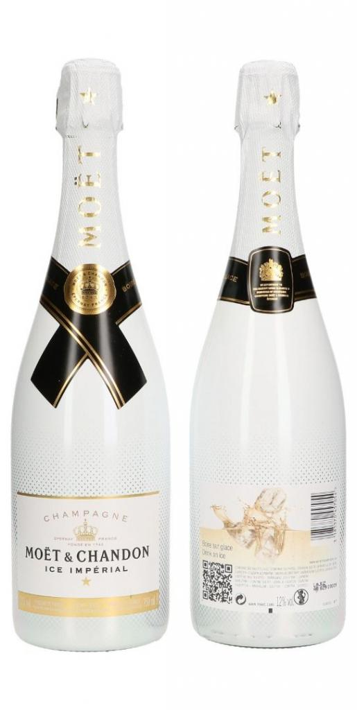 Moet Chandon Ice Imperial 75cl 12 % vol 41,95€