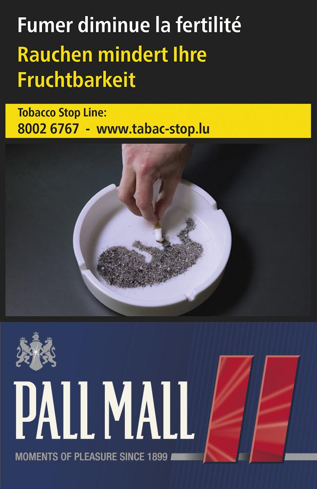 Pall Mall Red 10*20 42,00€