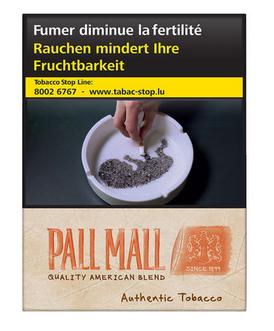 Pall Mall Additive Free 8*25 42,00€