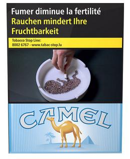 Camel Filters Blue 8*30 57,60€