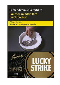 Lucky Strike Click And Roll Ice 10*20 48,00€