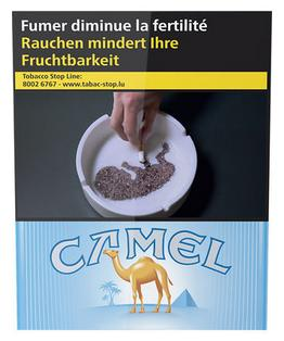 Camel Filters Blue 8*25 49,60€