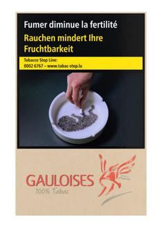 Gauloises Additivs Free Red 10*20 46,00€