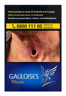 Gauloises Blondes Blue 8*25 46,40€