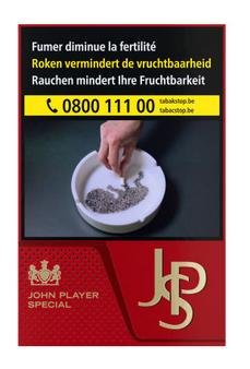 John Player Special Red 10*20 42,00€