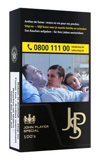 John Player Special Black 100s 10*20 43,00€