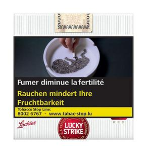 Lucky Strike Red Soft 8*25 55,20€
