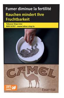 Camel Natural Red 10*20 50,00€