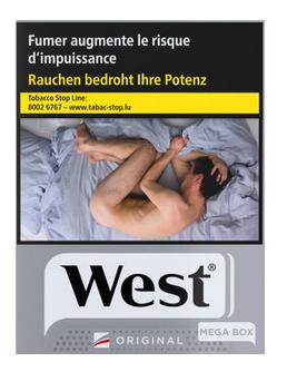 West Silver 8*30 53,60€