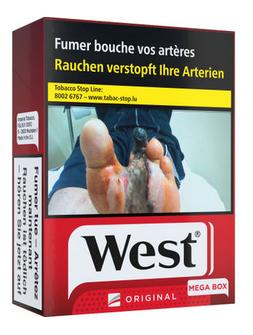 West Red 8*30 53,60€