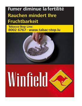 Winfield Red 8*30 52,80€
