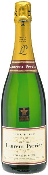 Laurent Perrier Brut 75cl 12 % vol 29,50€