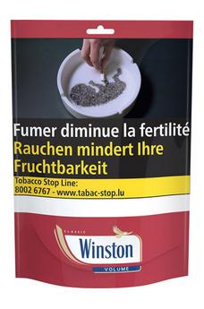 Winston Fresh Pack Red 150 16,20€