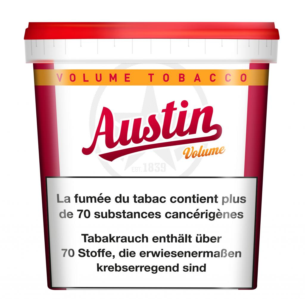 Austin Volume Tobacco 300 31,20€