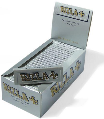 Rizla Silver Slim Ultra Thin 0,80€
