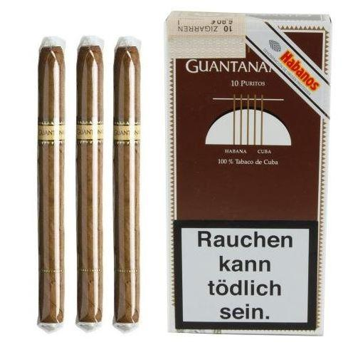 Guantanamera 5 Puritos 3,30€