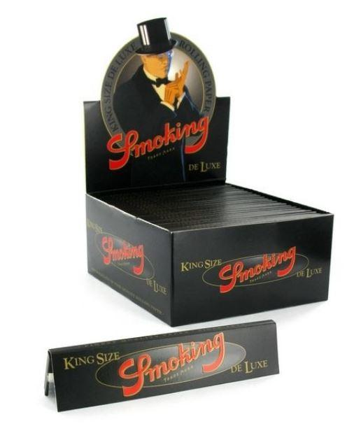 Smoking Rolls De Luxe Set 1,45€