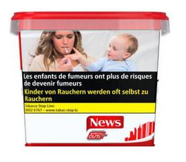 News Red Volume Tobacco 500 52,00€