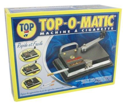 Top O Matic Tube Machine 49,95€