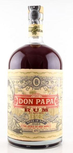 Don Papa Rum 450cl 40 % vol 325,00€