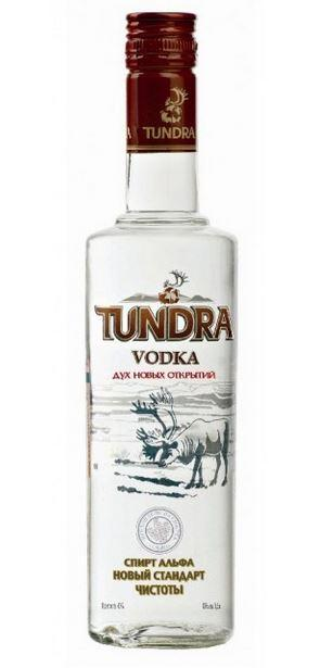tundra vodka vodka. Black Bedroom Furniture Sets. Home Design Ideas