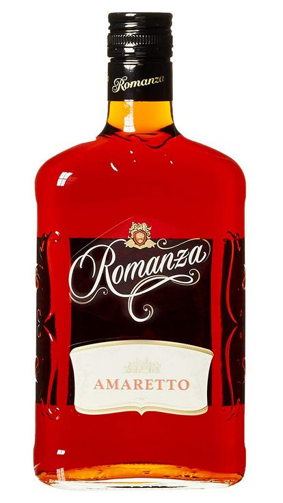 Amaretto Romanza 70cl 20 % vol 4,99€