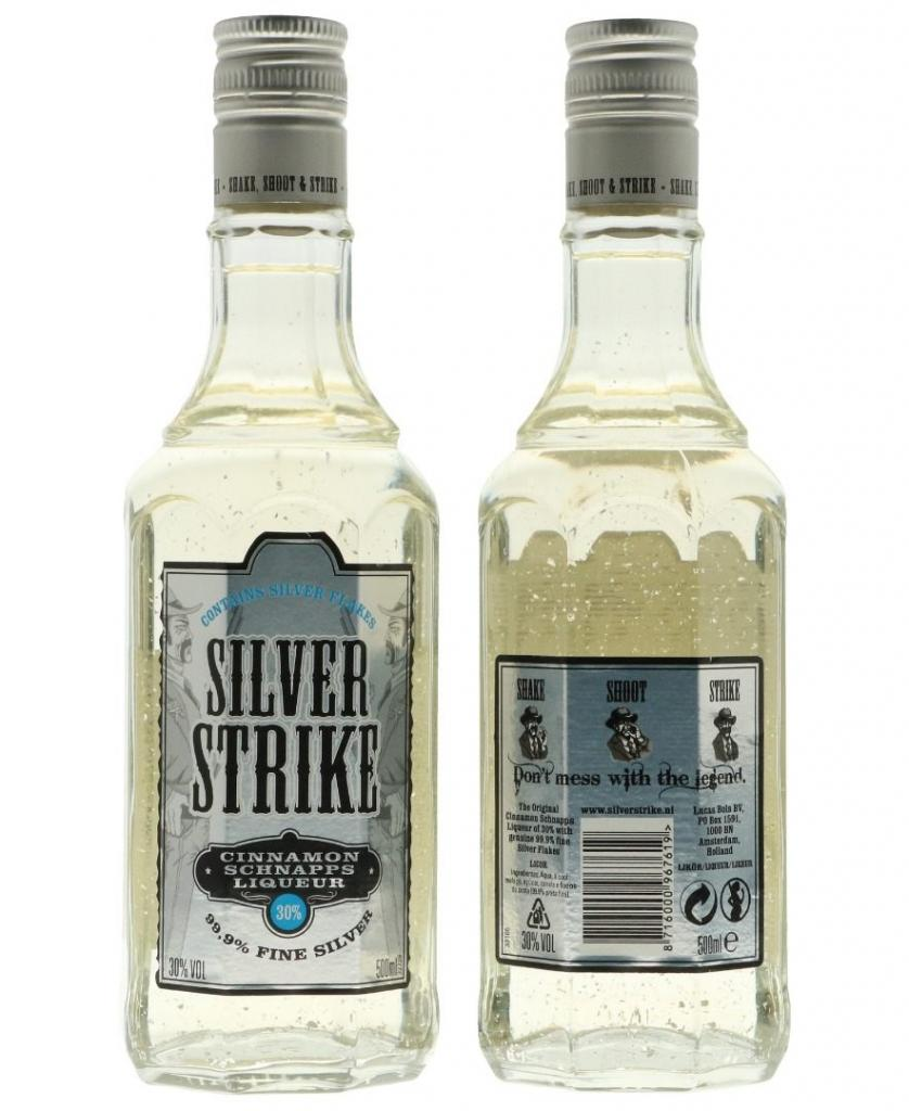 Bols Silver Strike 50cl 30 % vol 9,70€