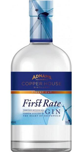 Adnams First Rate 70cl 48 % vol 29,95€