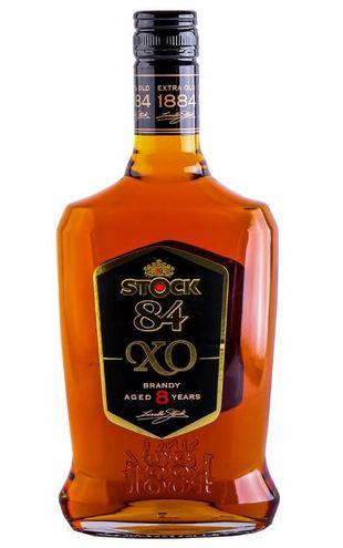 Stock 84 Xo 70cl 38 % vol 16,50€